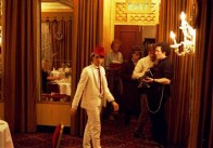 Limahl, Ooh to be Ah video shoot, 1983 (2)