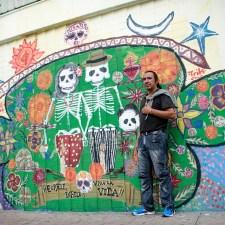 Pintar a tomatazos las calles