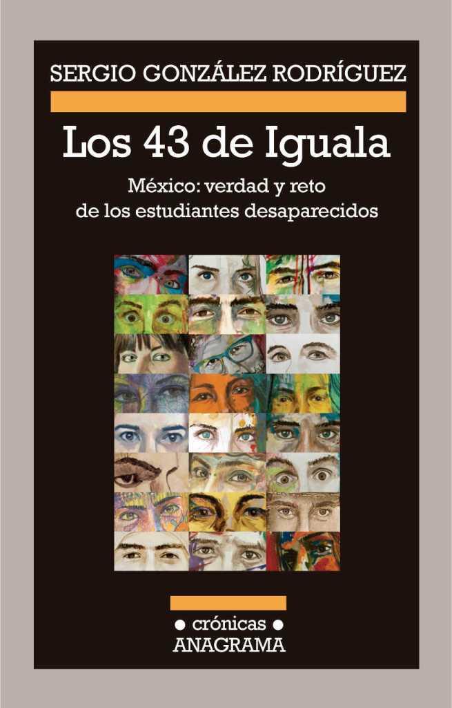 Portada del libro Los 43 de Iguala