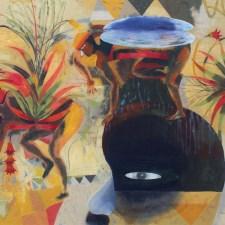 Jorge Barrios, pintor