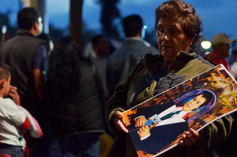 Homenaje a Juan Gabriel en Bellas Artes 11