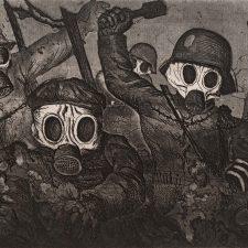 La armonía del terror: Otto Dix, Violencia y pasión