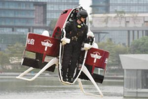 Martin Aicraft Jetpack