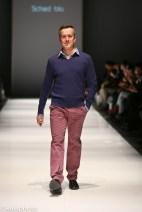 Paul Sarkozy from the Ottawa Citizen wears Scahd Blu