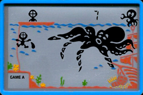 GW Octopus for iPhone