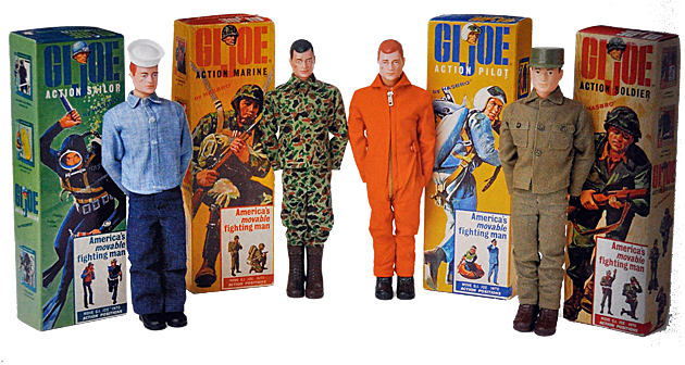 Hasbro G.I. Joe action figure