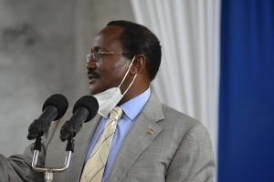 Wiper leader Kalonzo Musyoka was the first leader from outside Kajiado to congratulate governor Joseph ole Lenku for being appointed Maa spokesman.