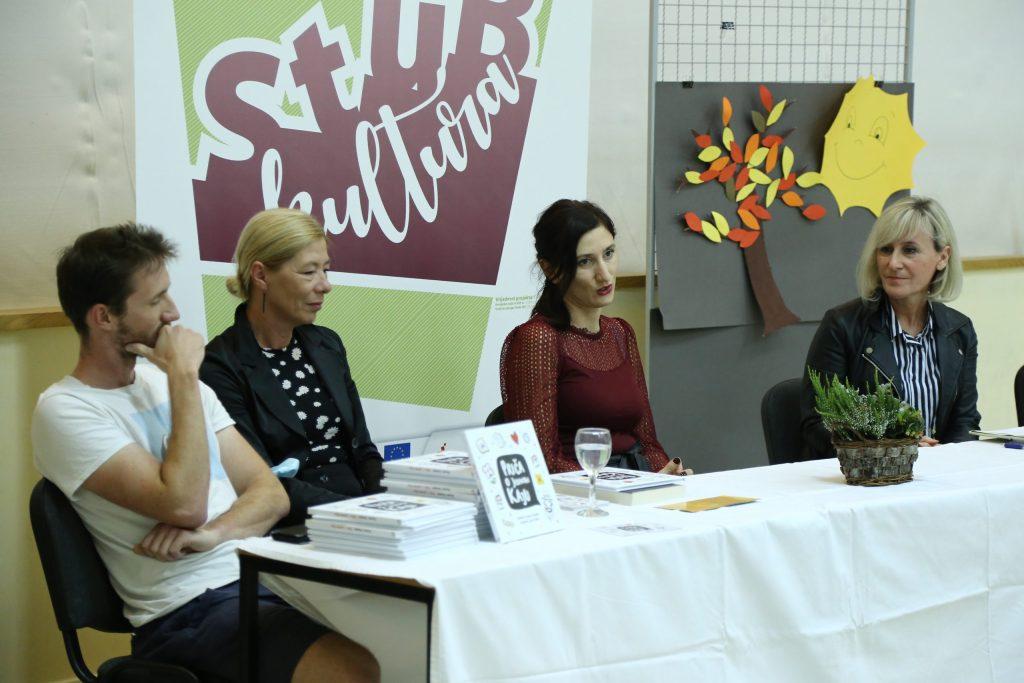 U sklopu radionice Ljudske priče promovirana Priča o jednom Kaju