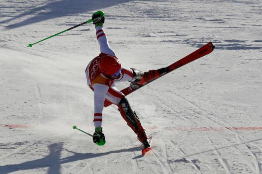 Marcel Hirscher men's combined