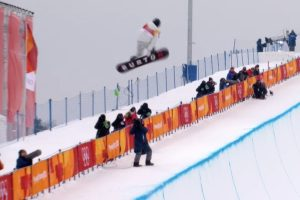 Shaun White gold medal 2018