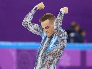 Adam Rippon, Pyeonghchang 2018