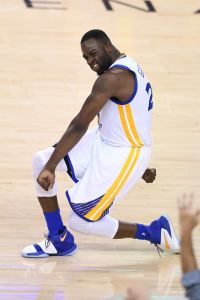 Draymond Green, swagger pose