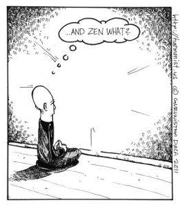 Zen cartoon