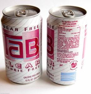 Tab Clear @ 1992