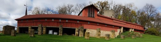 Frank Lloyd Wright farm in Wisconsin