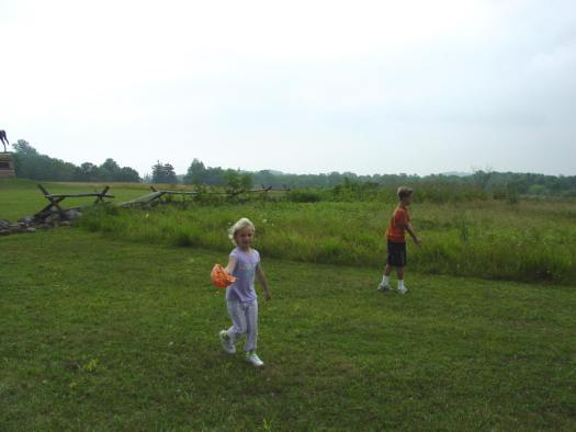 Cemetery Ridge, Gettysburg