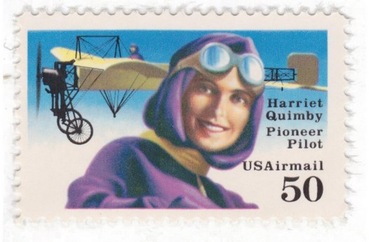 Quimby postage stamp