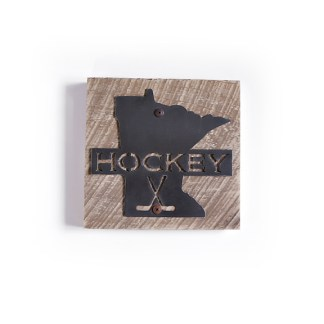 Minnesota Hockey Cut Out