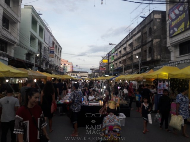 Krabi Weekend Night Market (1)