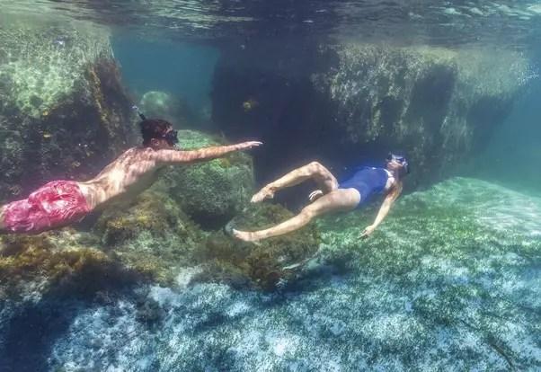 snorkeling australia