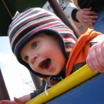 Fotorelacja z niedzielnej wyprawy na plac zabaw