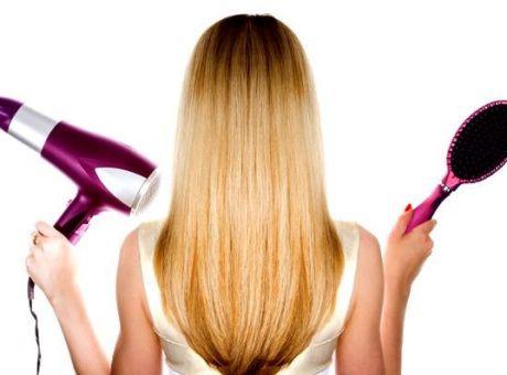 Як уложувати коси в домашніх умовах