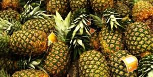 Как правильно выбрать и почистить ананас?