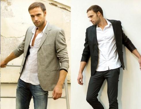 Как правильно одеваться мужчине?