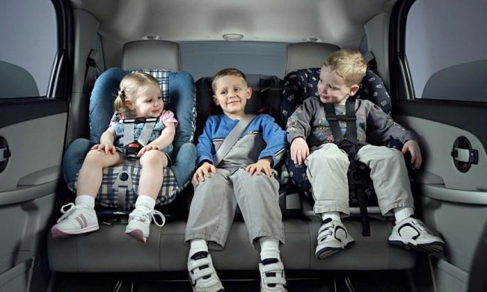 Как правильно подобрать автомобильное кресло для ребенка?