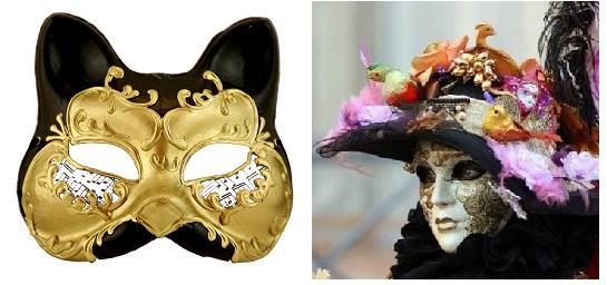 Image result for maska karnavalesh që udhëtojnë nëpër botë