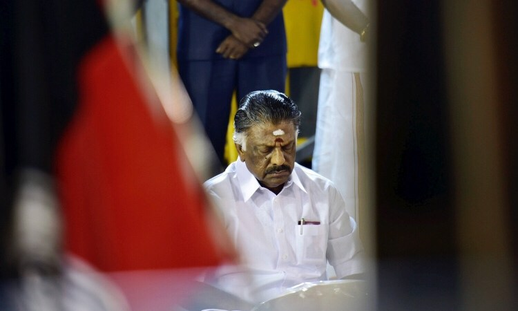 OPS தூத்துக்குடி செல்ல ரெடியாகும் ரகசிய வீடியோ!