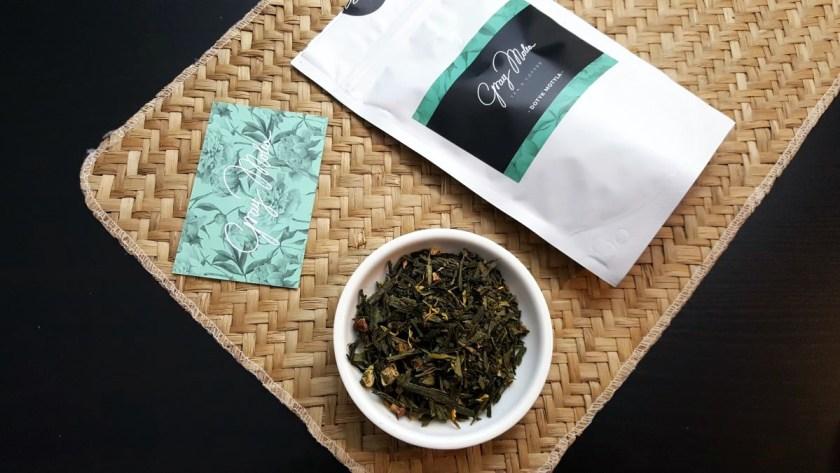Świat herbaty Gray Moka 10