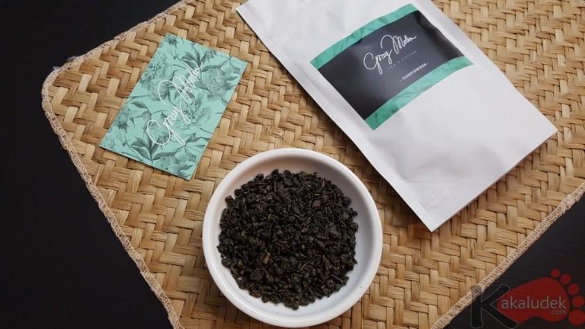 Świat herbaty Gray Moka 8
