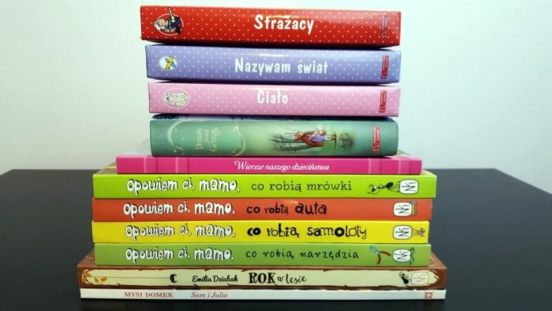 Książki dla starszaka polecają się na prezent 1