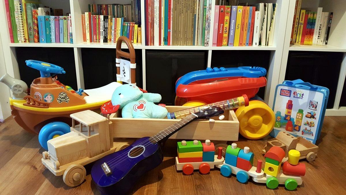 Pomysły na prezent dla dziecka 12mc+