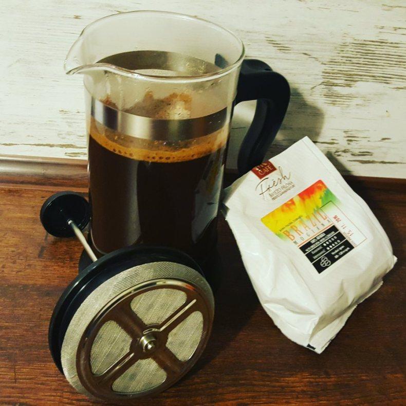 MK Cafe Fresh świeżo palone kawy ziarniste 2