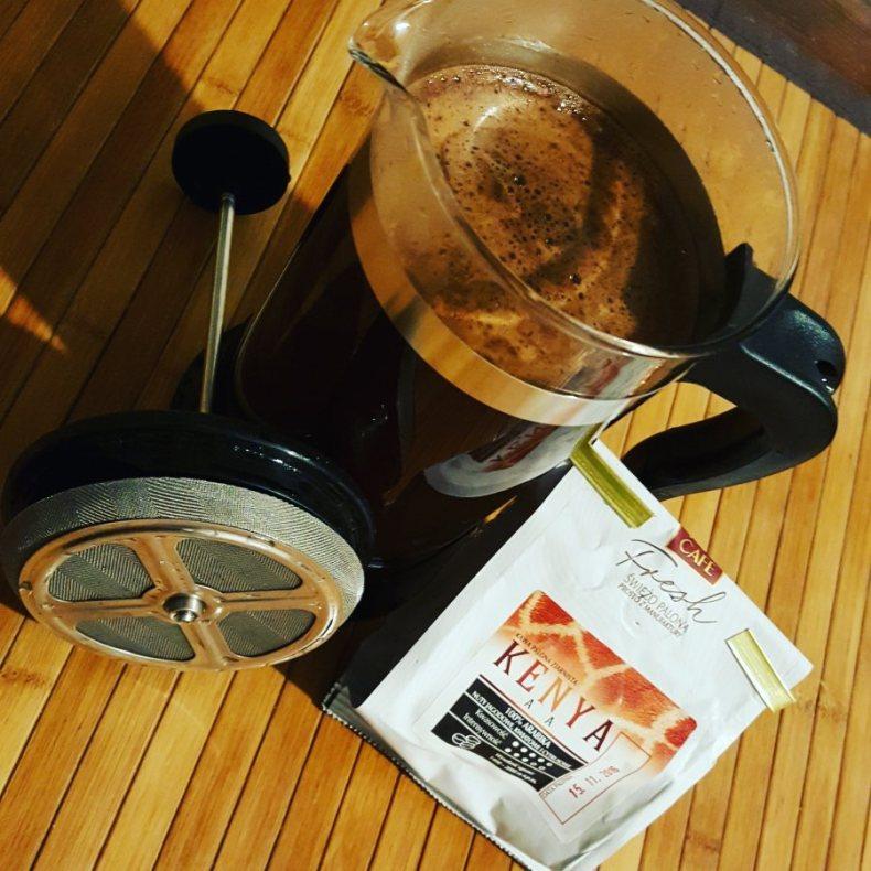 MK Cafe Fresh świeżo palone kawy ziarniste 7