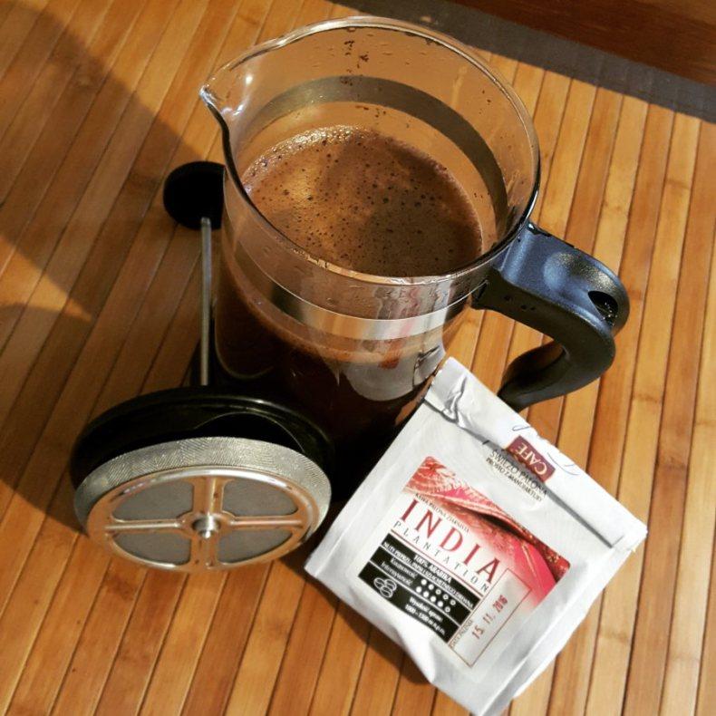 MK Cafe Fresh świeżo palone kawy ziarniste 3