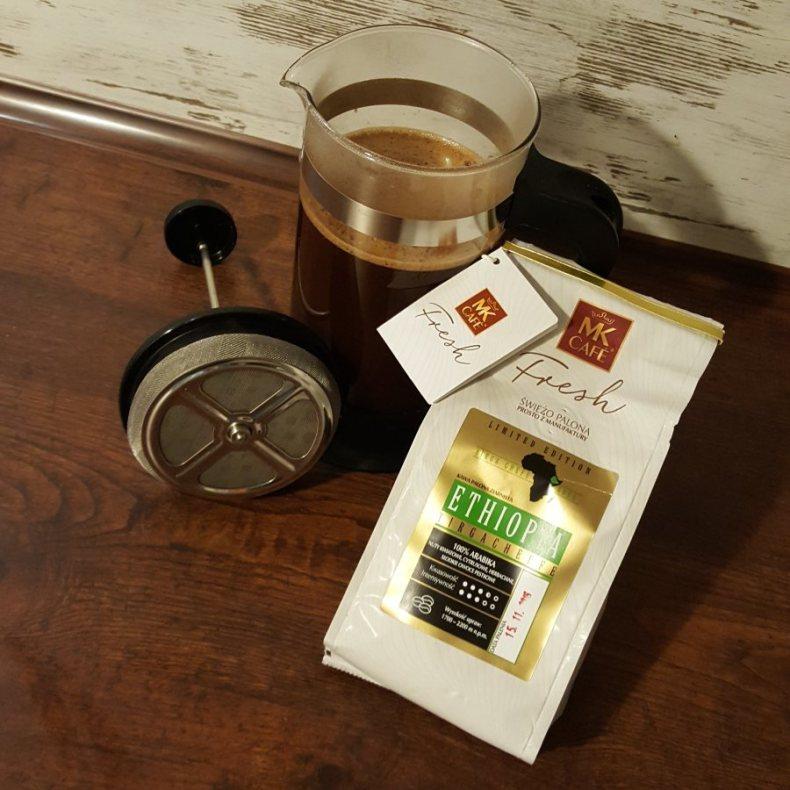 MK Cafe Fresh świeżo palone kawy ziarniste 6