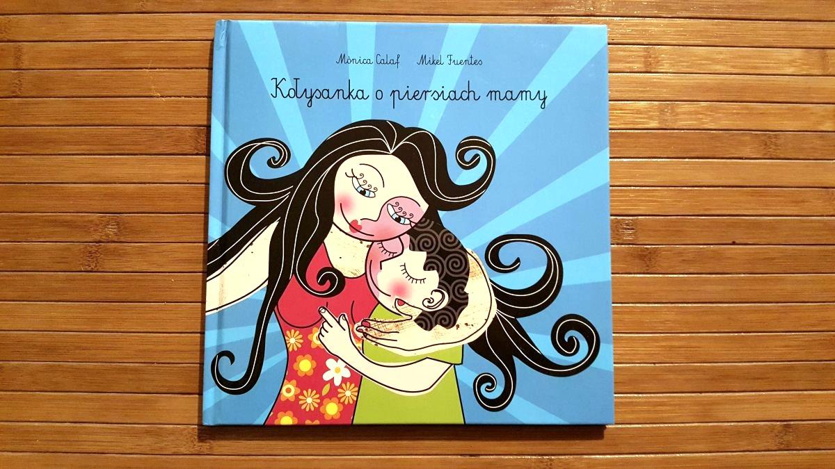 Piękna książka o karmieniu piersią dla dzieci
