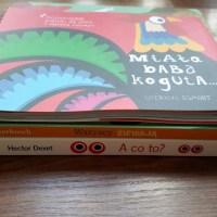 Książki, którymi zaskoczysz swojego malucha 12mc+