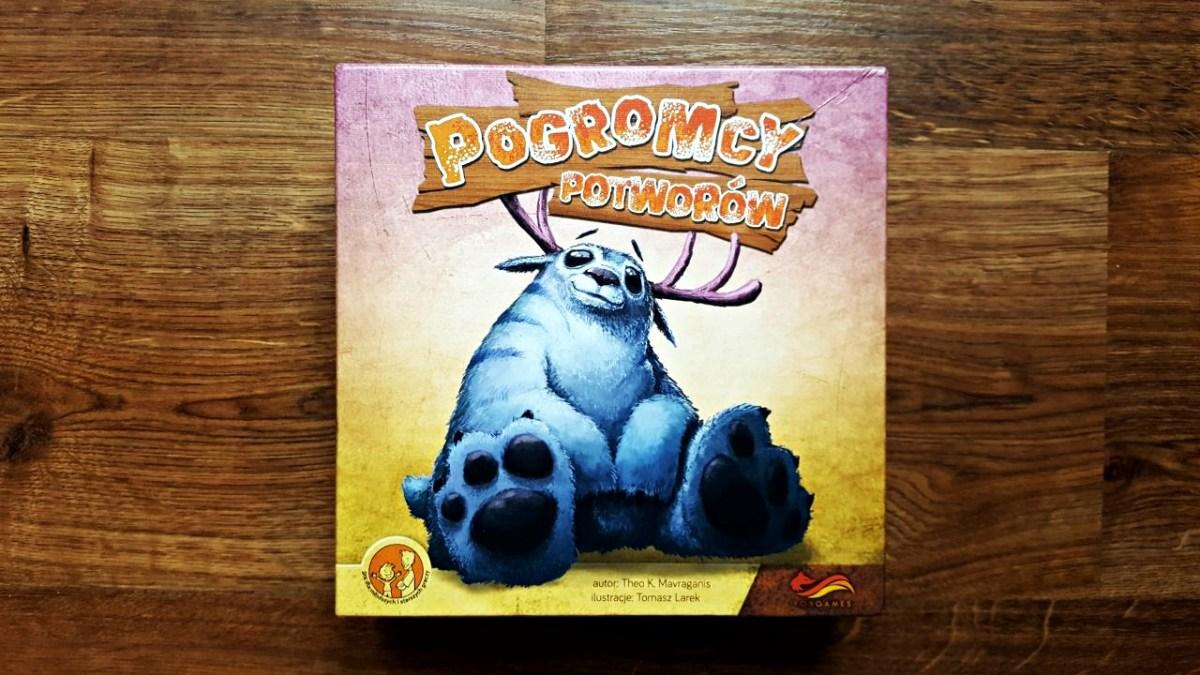 Pogromcy potworów - gra karciana 6+ od FoxGames