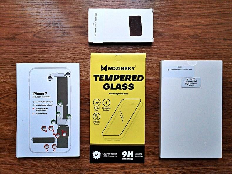 Jak samodzielnie wymienić baterię i ekran w iPhone 7 naprawtosam