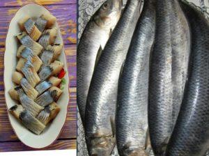 Paano mabilis at mahusay na linisin ang herring mula sa mga buto at balat