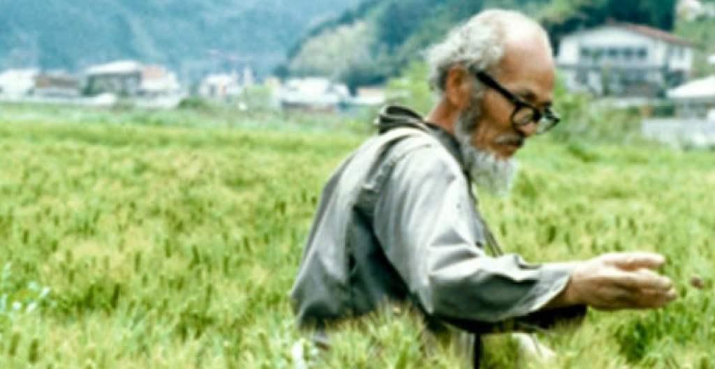 """Масанобу Фукуока и """"Революцията на една сламка"""""""