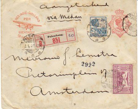 een brief van Malle