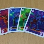 バンドメンバー集めは一苦労。独特な入札方法が面白いカードゲーム「酔いどれ猫のブルース」