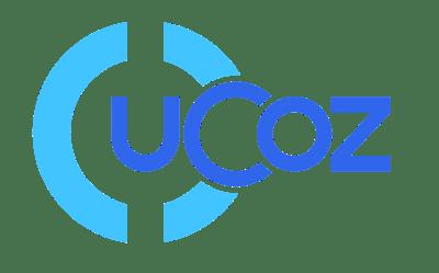 uCoz - конструктор сайтов