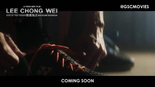 Lee Chong Wei Rise of the Legend
