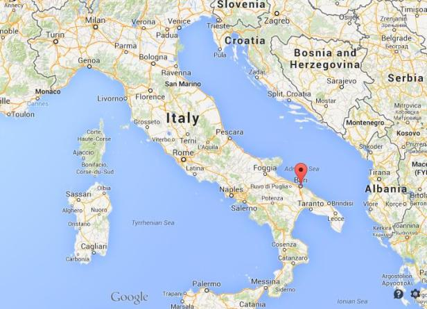 where-is-Bari-map-of-Italy
